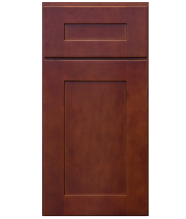 Mercury Cherry Door Cabinet