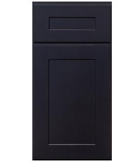 Mercury Espresso Door Cabinet