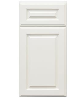 Venus Ivory Cabinet Door
