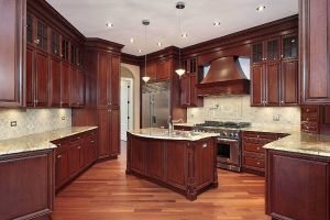 Cherry Wood Cabinets at Carr Cabinets