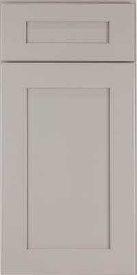 Catalina Grey Cabinet Door