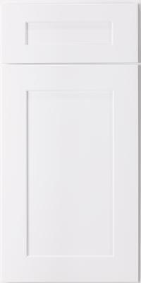 Catalina Polar White Door