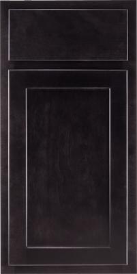 Hatteras Espresso Cabinet Door
