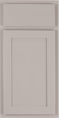 Hatteras Grey Cabinet Door
