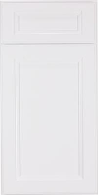 Maui Polar White Cabinet Door