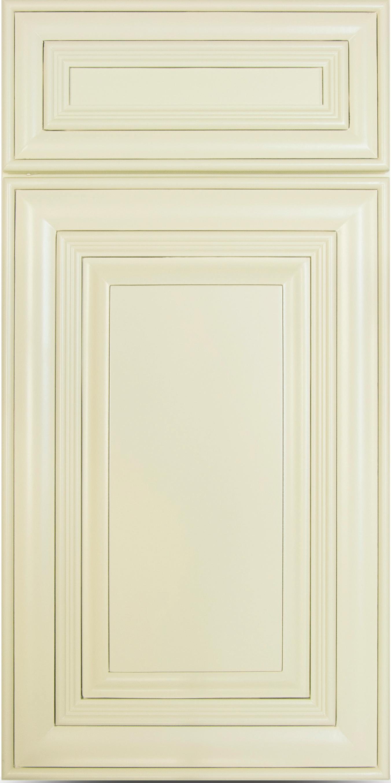 Perla Antique Cabinet Door