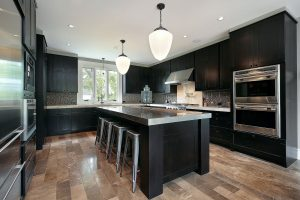 Thermo-Structured Shaker Doors at Carr Cabinets