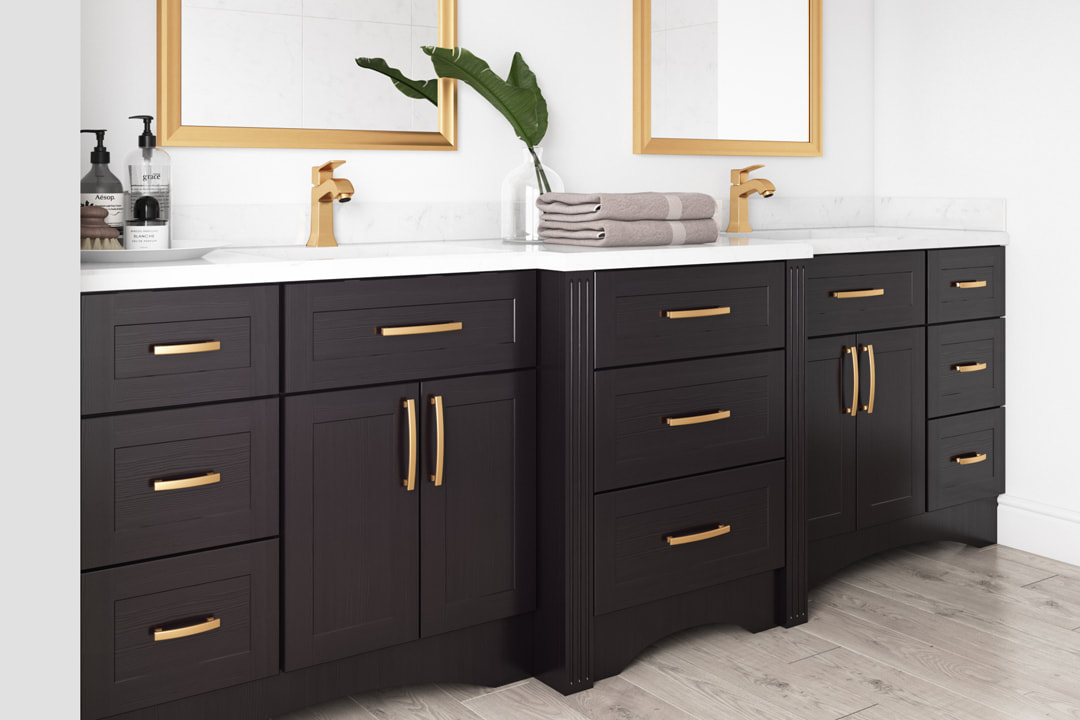 Catalina Espresso Bathroom Vanity by Northpoint at Carr Cabinets