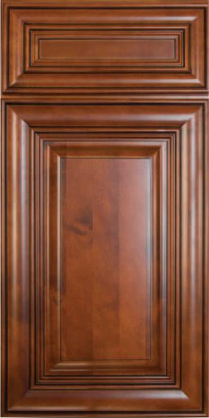Charlton Raised Panel Door