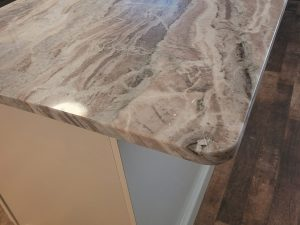 Fantasy Brown Rounded Granite Edge
